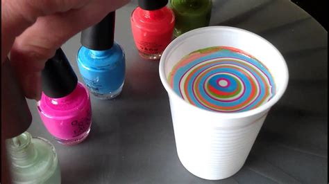 Nagellak Ideeen by Nagels Marmeren Water Marble Nailstyling