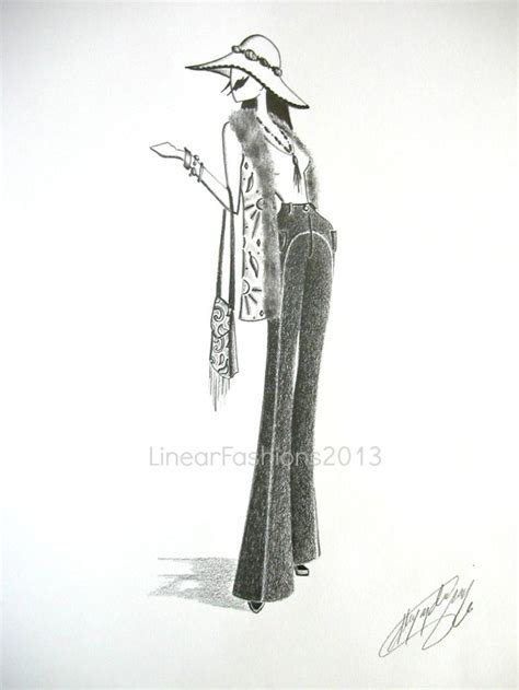 Fashion Sketches 70s by 364 Best The Colorful Road 五彩路 Images On