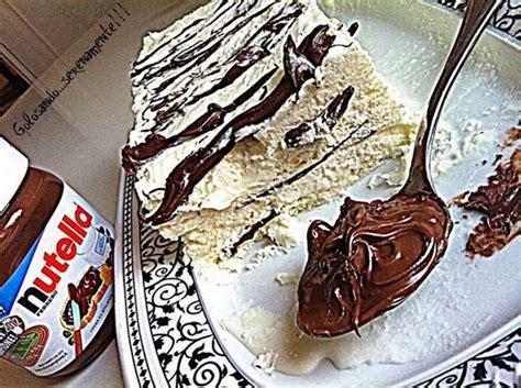 mascarpone in cucina semifreddo mascarpone e nutella idee in cucina dessert