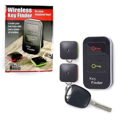 lost finder 2 key chain wireless lost key finder locator remote transmitter new ebay