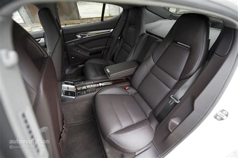 porsche panamera interior back seat 2015 porsche panamera s e hybrid review autoevolution
