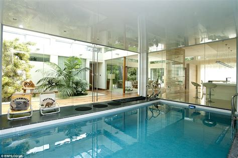 swimming pool inside bedroom the 163 3 3million 3 bedroom home former daily mail house
