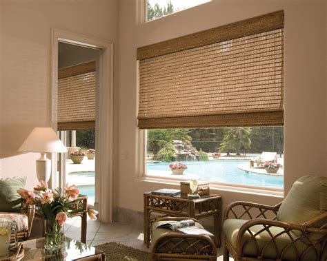 Woven Wood Shades Woven Wood Shades 3 Blind Mice Window Coverings