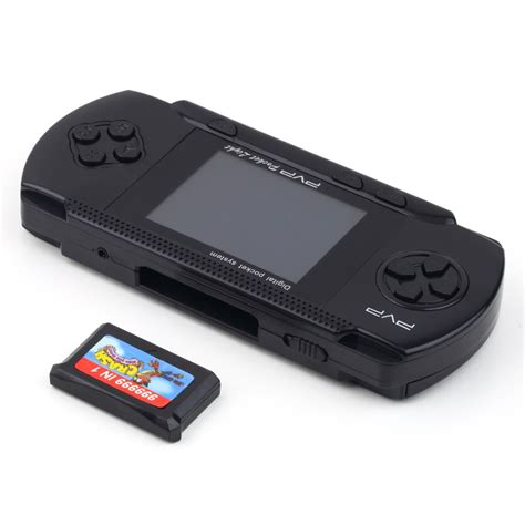 new psp console new 8 bit psp 300 handheld system portable pvp
