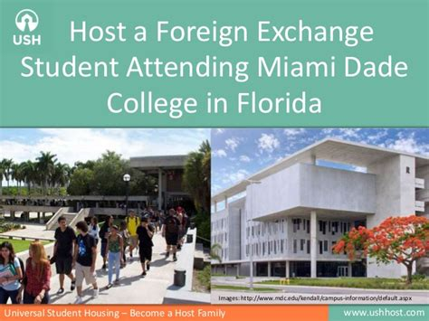 Miami Dade Family Search Become A Host Family For Miami Dade College Students