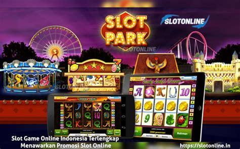 slot game  indonesia terlengkap menawarkan promosi slot