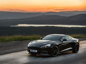 Aston Martin Vanquish Carbon Aston Martin Vanquish Carbon Edition 2015