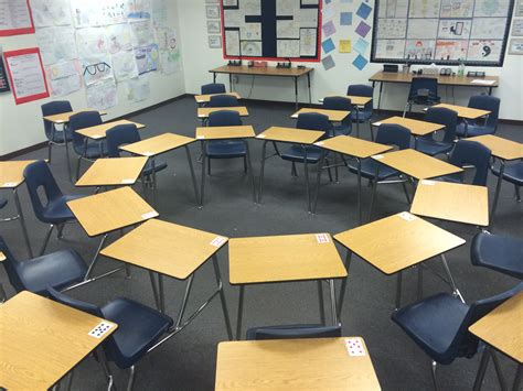 classroom layout for discussions the socratic seminar is flawed