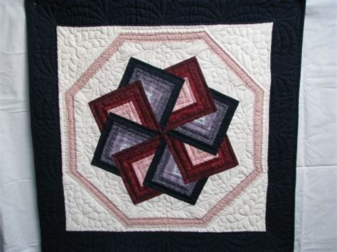 Amish Spin Quilt Pattern by Spin Pattern Amish Stitched Custom Quilt