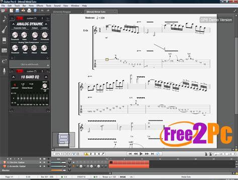 guitar pro 6 crack keygen download free full version guitar pro 6 with keygen music