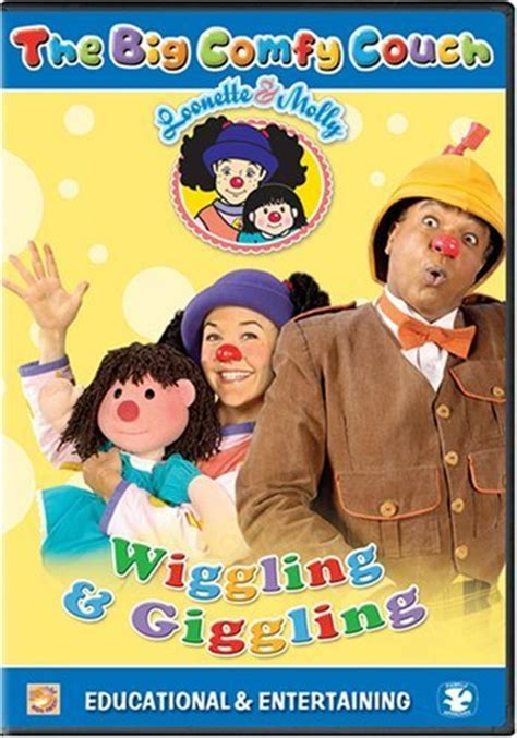 the big comfy couch 1992 the big comfy couch tv series 1992 2007 imdb