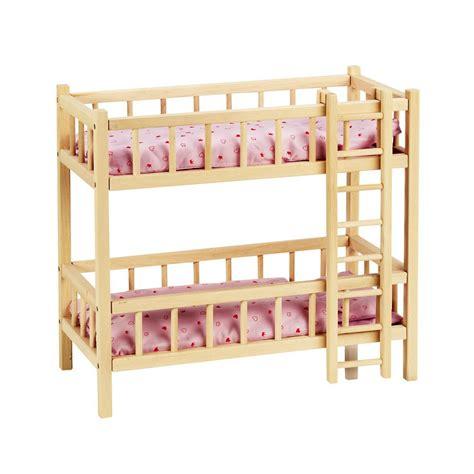 lit superpos 233 pour poupon goki jeux jouets loisirs enfant smallable
