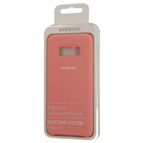 Silicone Cover Ori Samsung Galaxy S8 Original 1 samsung silicone cover оригинален силиконов кейс за samsung galaxy s8 розов цена dice bg