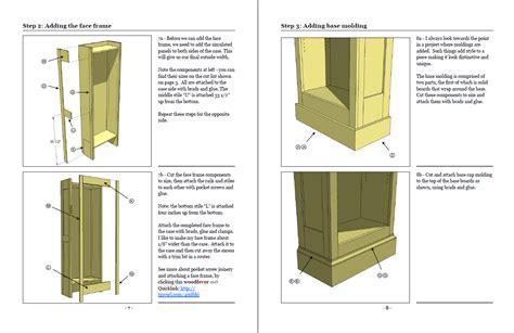 pdf diy bookcase woodworking plans bookshelf