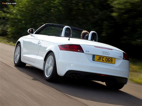 Audi Tt 1 8 Specs by Audi Tt 1 8 Tfsi Roadster Uk Spec 8j 2010 Images 1024x768