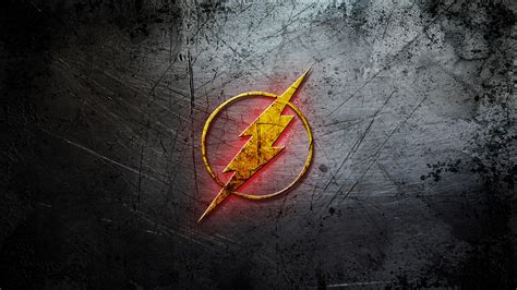 flash logo hd wallpapers