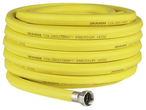 Garden Hose Yellow Yellow Garden Hose Contemporary Watering And