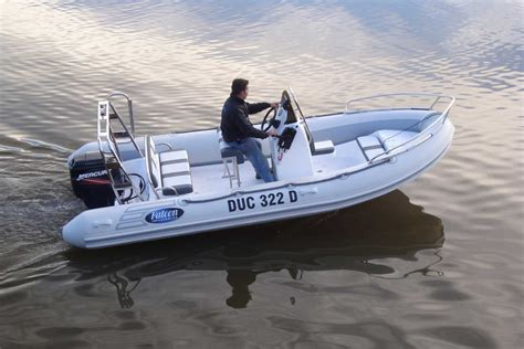 used rigid hull inflatable boats for sale falcon 520 rigid inflatable boat