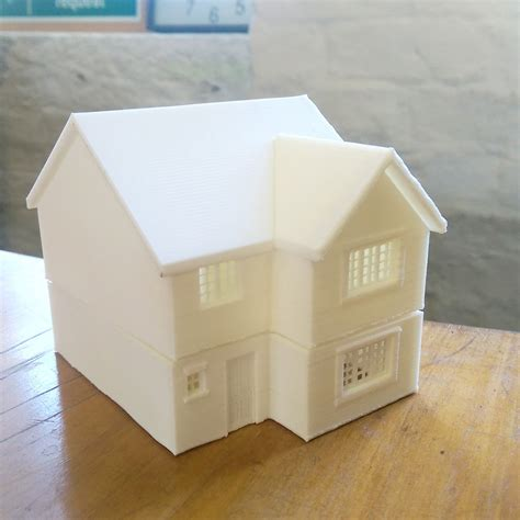 home design 3d printing miniature house 3d printing