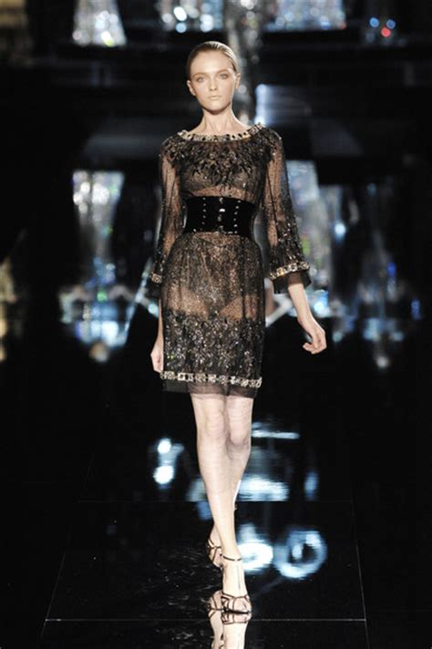Catwalk To Carpet Dolce Gabbana Fall 2007 by Dolce Gabbana At Milan Fashion Week Fall 2007 Livingly