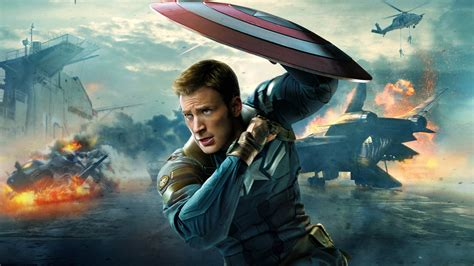 captain america winter soldier wallpaper shield captain america the winter soldier steve rogers chris