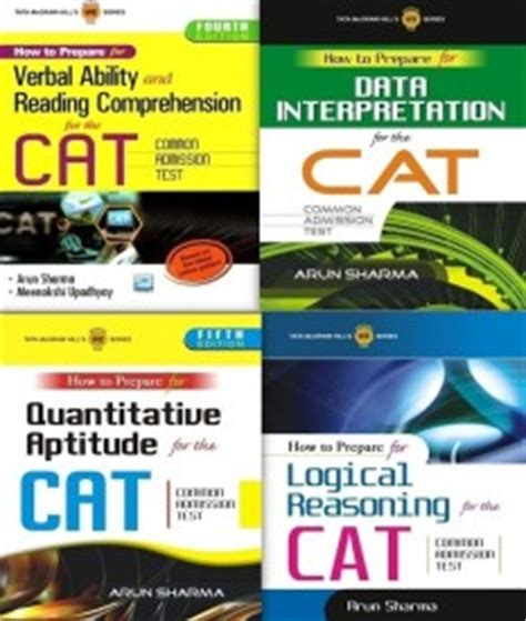 Best Mba Books For Preparation by Preferred Books For Preparation Of Cat Mat Mba India