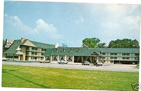 colonial house motel colonial house motel restaurant pigeon forge tn pc ebay