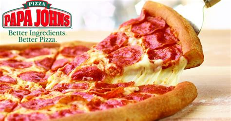 Papa Johns Giveaway - youth group games on video ministry to youth