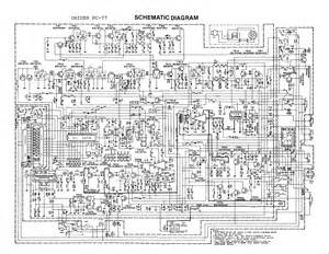 obtain schematic for uniden bearcat pc78 elite