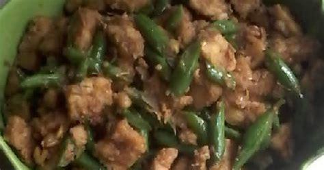 Serundeng Kelapa Cap Mahkota 33 resep abon tempe enak dan sederhana cookpad
