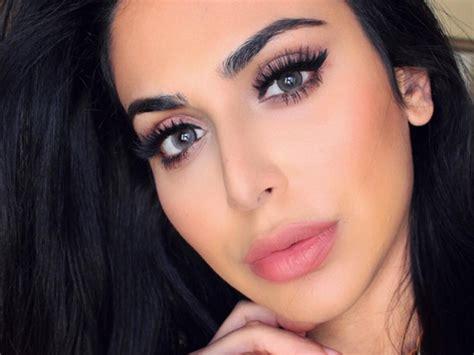 Huda Contour huda kattan contour skills become global sensation emirates