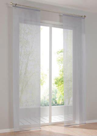 vorhang nähen anleitung schiebegardinen f 252 r stilvolle lichteffekte bonprix
