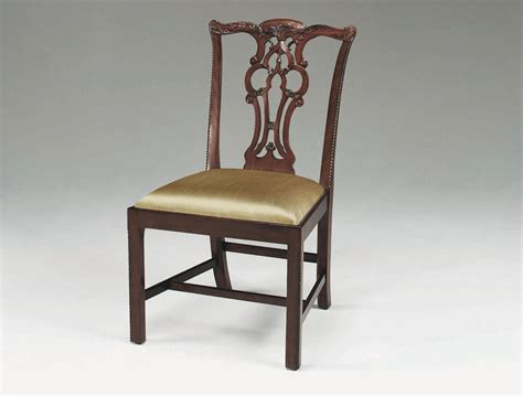 Formal Dining Chair Mahogany Leg Chippendale Chairs Formal Dining Chairs