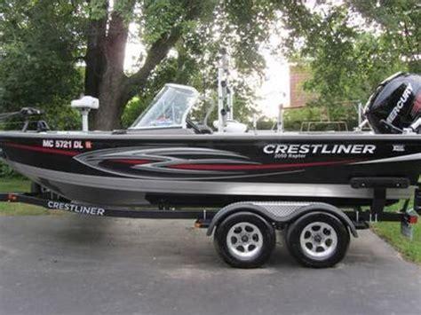crestliner raptor boats crestliner 2050 raptor for sale daily boats buy