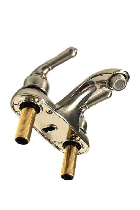 Utopia Faucets utopia two handle bathroom faucet brushed nickel jazz sales