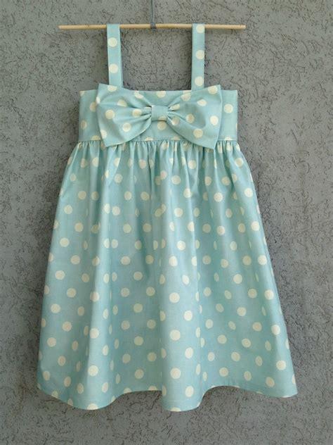 light blue toddler dress light blue polka dot baby toddler dress easter dress