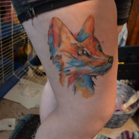 watercolor tattoos buffalo ny my watercolor painting made into a beautiful by ian