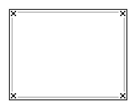 cornici per documenti word cornice gif 500 215 400 cornici