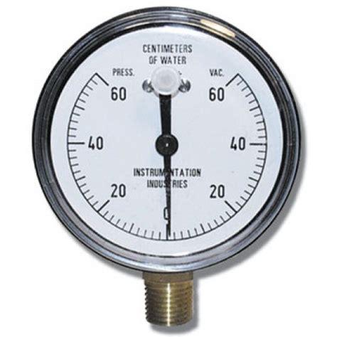 Is There Pressure In A Vacuum 60cm H20 Vacuum Pressure Ns60 Tbs