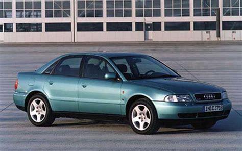 Audi A4 1994 by фото Audi A4 1994 2000 фотография 33 фотографии Audi A4