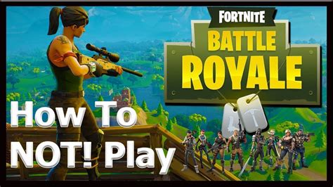 fortnite battle royale how to not play this 100pvp
