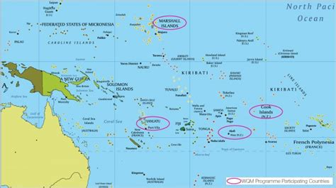 cook islands world map cook islands