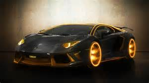 Lamborghini Walpaper Luxury Lamborghini Aventador Gold Wallpaper Hd