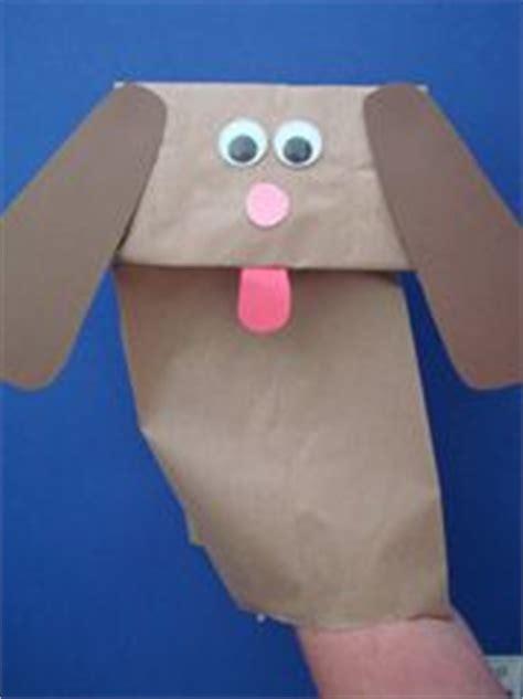 dog puppet pattern paper bag 1000 images about dog arts crafts for kids on pinterest