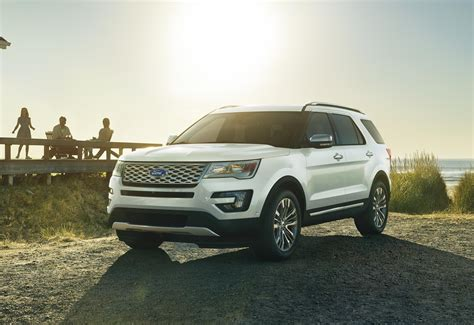 2017 Ford Explorer by 2017 Ford Explorer Conceptcarz