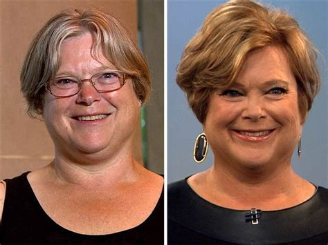 Today Show A Bush Makeovers Side By Side | ambush makeover from mom to supermodel today com