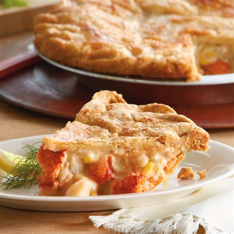 seafood pot pie lobster pot pie recipe dishmaps