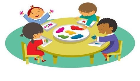 painting preschool free free preschool clip pictures clipartix
