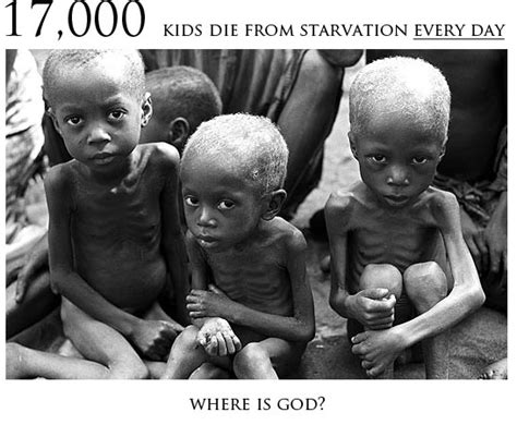 Poor African Kid Meme - the indifference of god the life and times of bruce