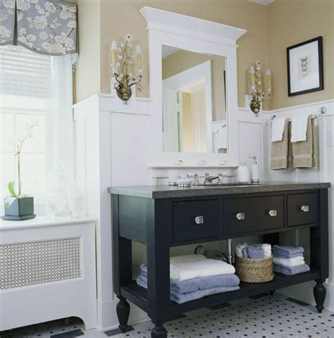 unique bathroom storage ideas clean